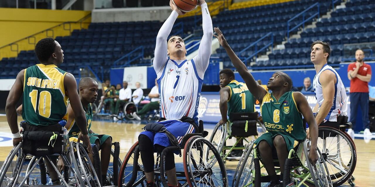 Day 2 of the 2017 Men's U23 World Wheelchair Basketball Championships