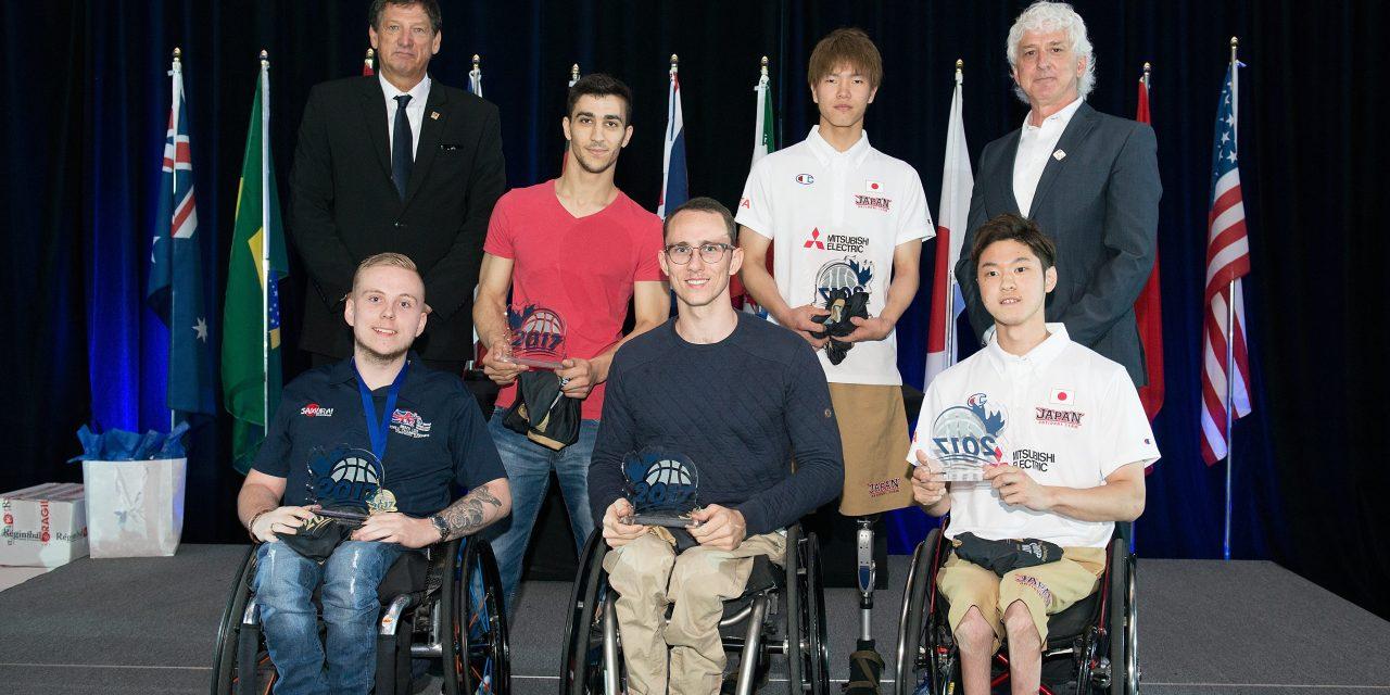 Accolades presented at U23 World Championships Gala Dinner