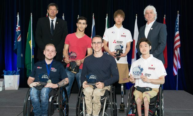 Accolades presented at U23 World Championships Gala Dinner