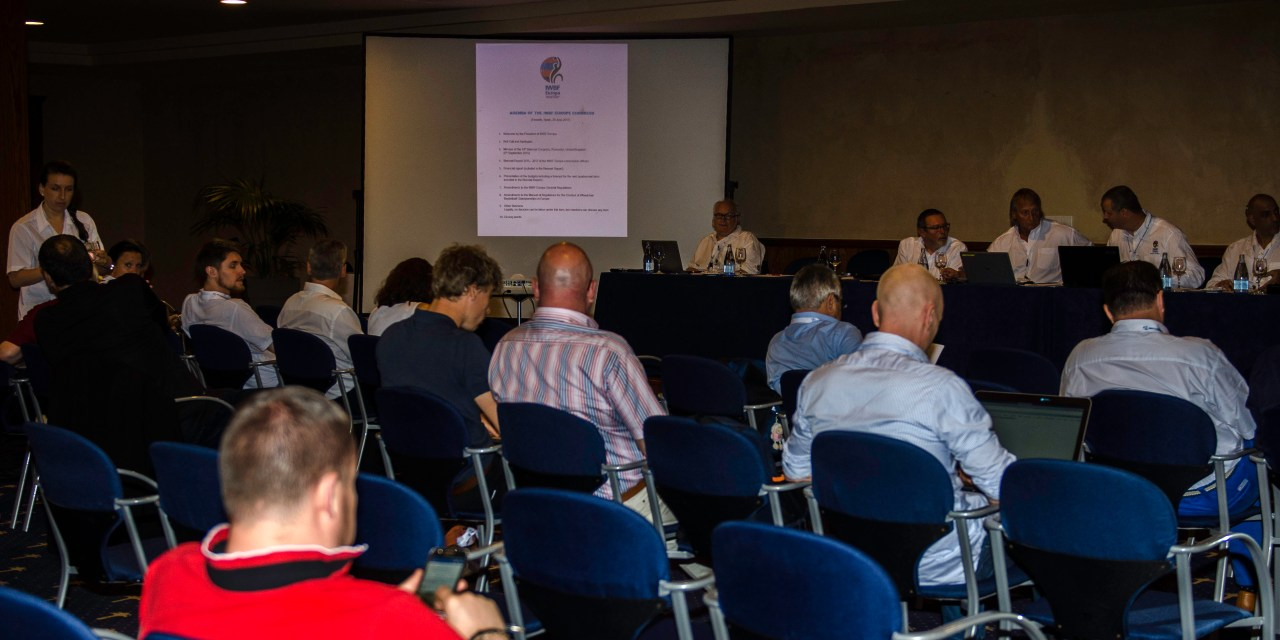IWBF Europe hold Congress and Forum in Tenerife