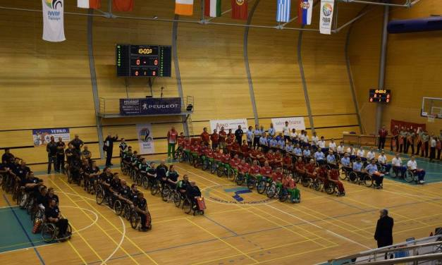 Bulgaria to host 2019 European Championships for Men Division C