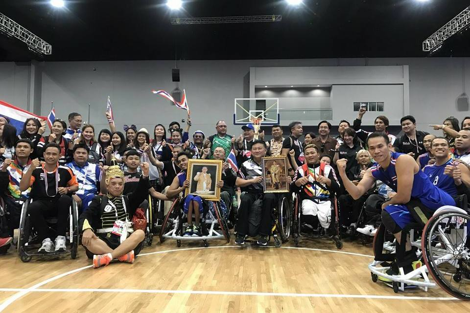 Thailand win Kuala Lumpur 2017 3 x 3 competition