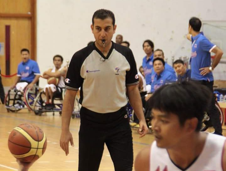 2017​ ​IWBF​ ​Asia​ ​Oceania​ ​Championships​ ​International​ ​Technical​ ​Officials​ ​confirmed