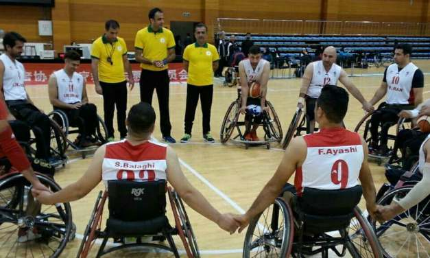 Iran's Head Coach gives lowdown on team ahead of the 2017 Asia Oceania Championships
