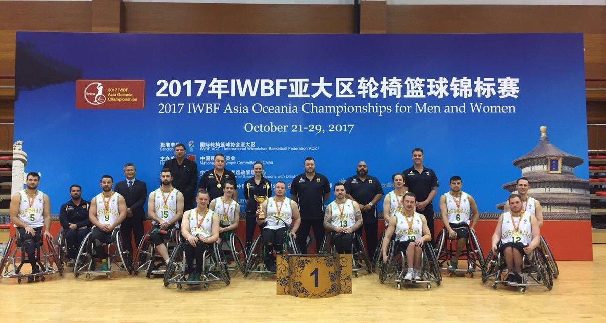 Australia Rollers retain Asia Oceania Championship title