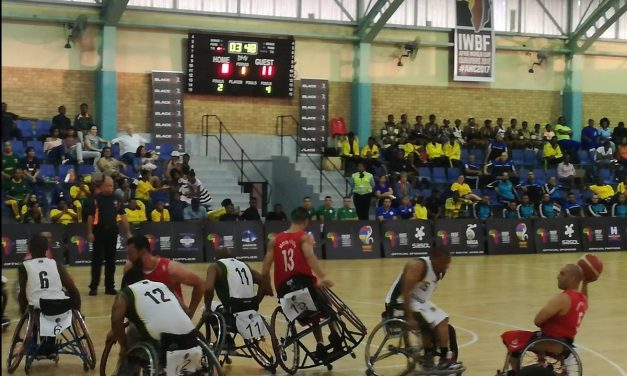 Wins for Egypt, Algeria and Morocco on opening day of Africa World Championship Qualifiers