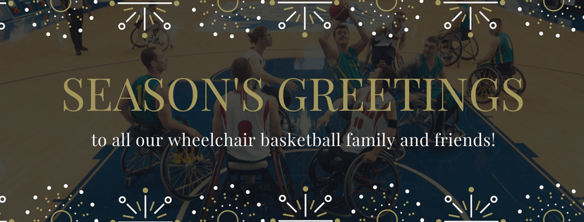 Season's Greetings from IWBF