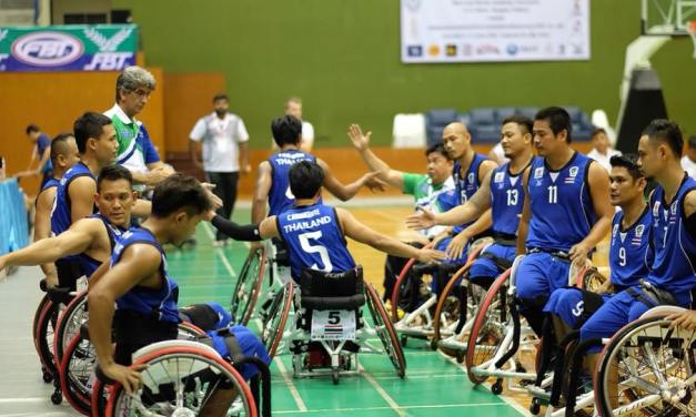 Men's quarterfinals decided at Central & East Asia Qualifying Tournament