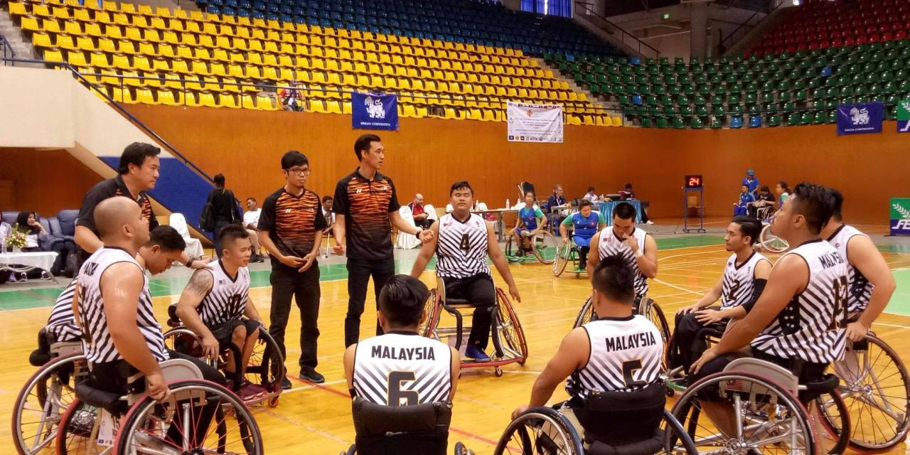 China, Chinese Taipei, Malaysia & Thailand secure place at Asian Para Games