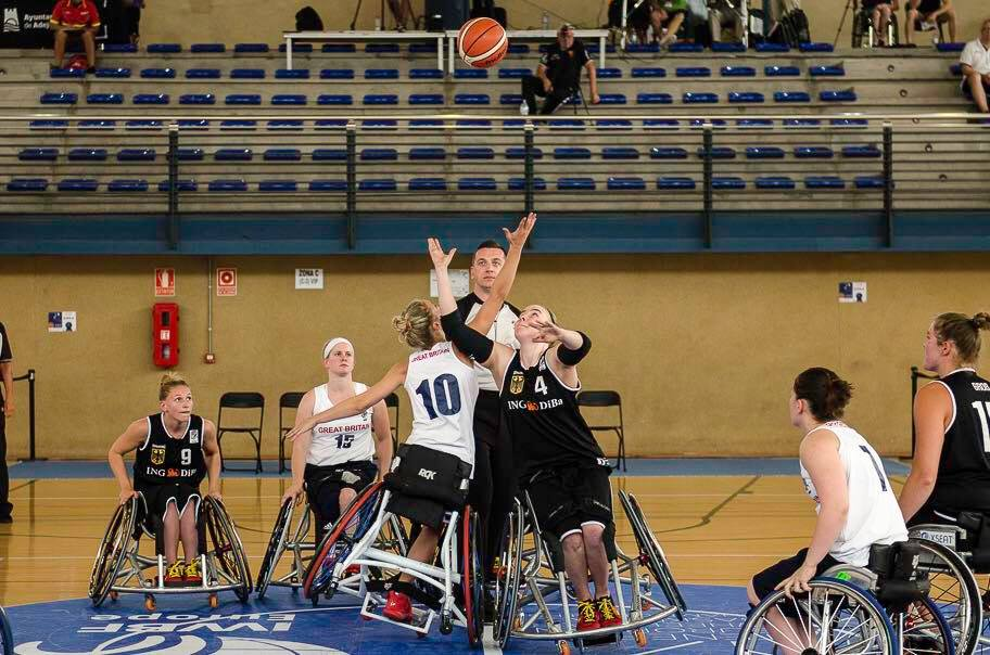 Germany to fight for medals and Paralympic qualification in Rotterdam