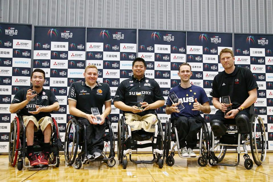 All Star Five at Mitsubishi World Challenge Cup 2018