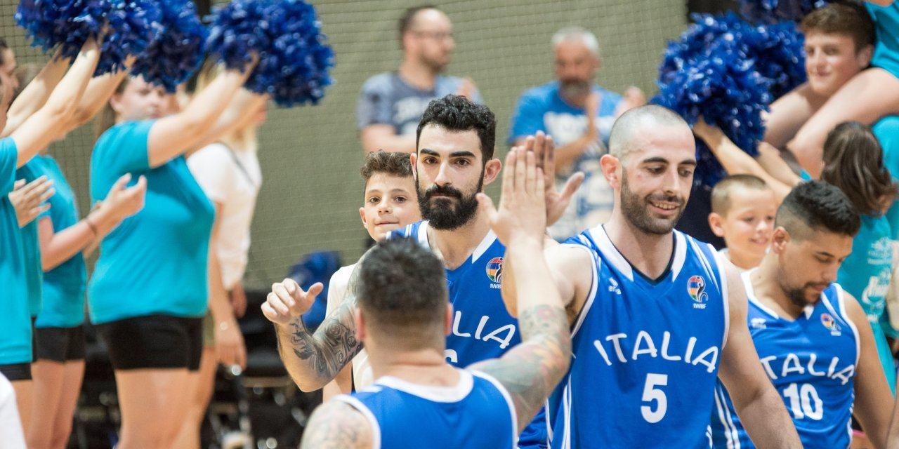Di Giusto names Italy's World Championship team