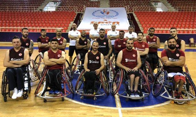 European Champions Turkey make one change for World's
