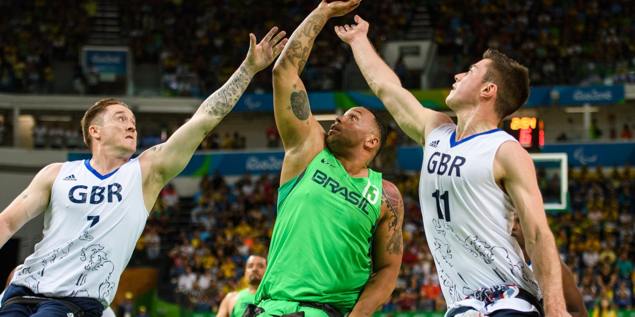 Wheelchair Basketball to be broadcast live at Tokyo 2020