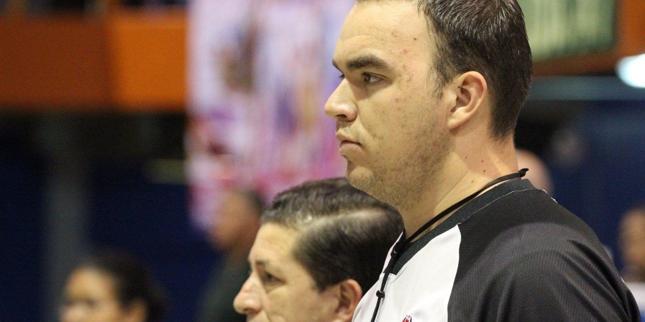 International Technical Officials for the 2018 Men's Central Americas and Caribbean Championships