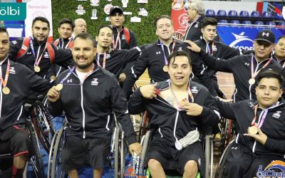Mexico unbeaten champions of the Men's 2018 Central Americas and Caribbean Championships