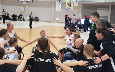 Germany to meet GB in 2018 Women's U24 European Championships Final