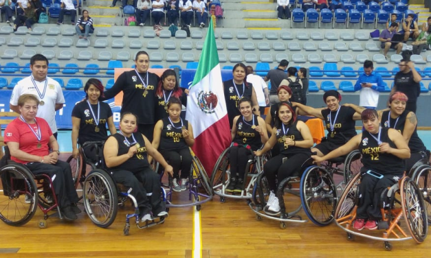 Mexico and Chile qualify for Lima 2019 Parapan American Games
