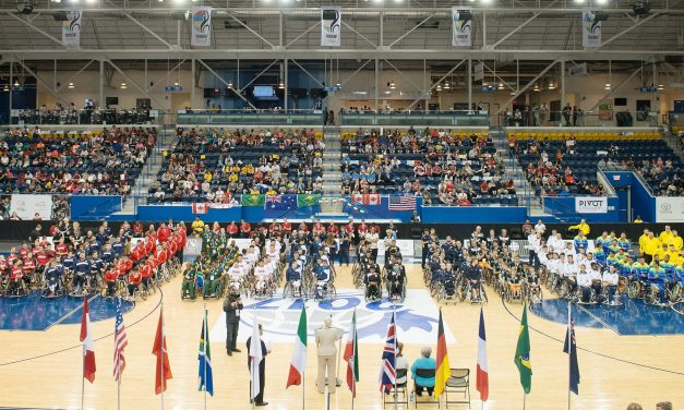 Opportunities to host an IWBF Championship