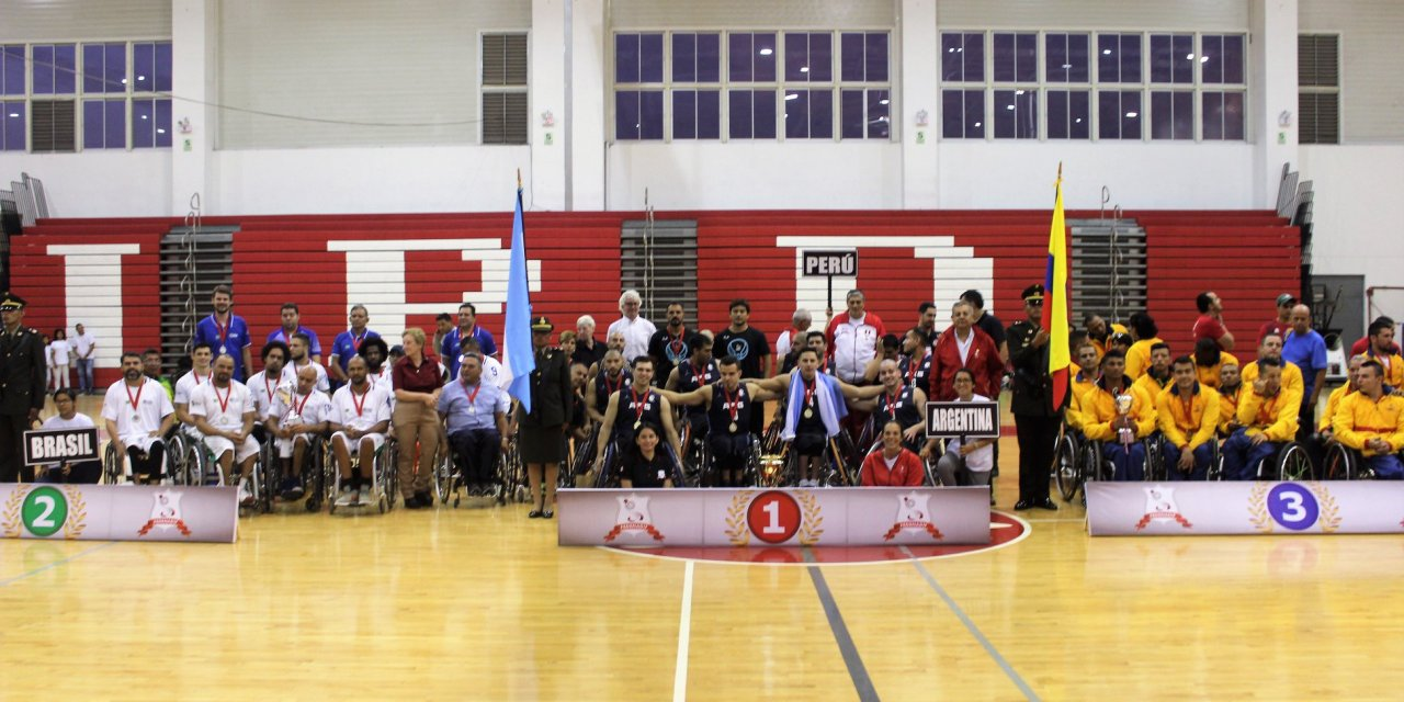 Teams for wheelchair basketball at Lima 2019 confirmed