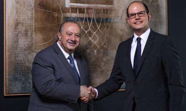 FIBA Central Board appoints Andreas Zagklis as Secretary General.