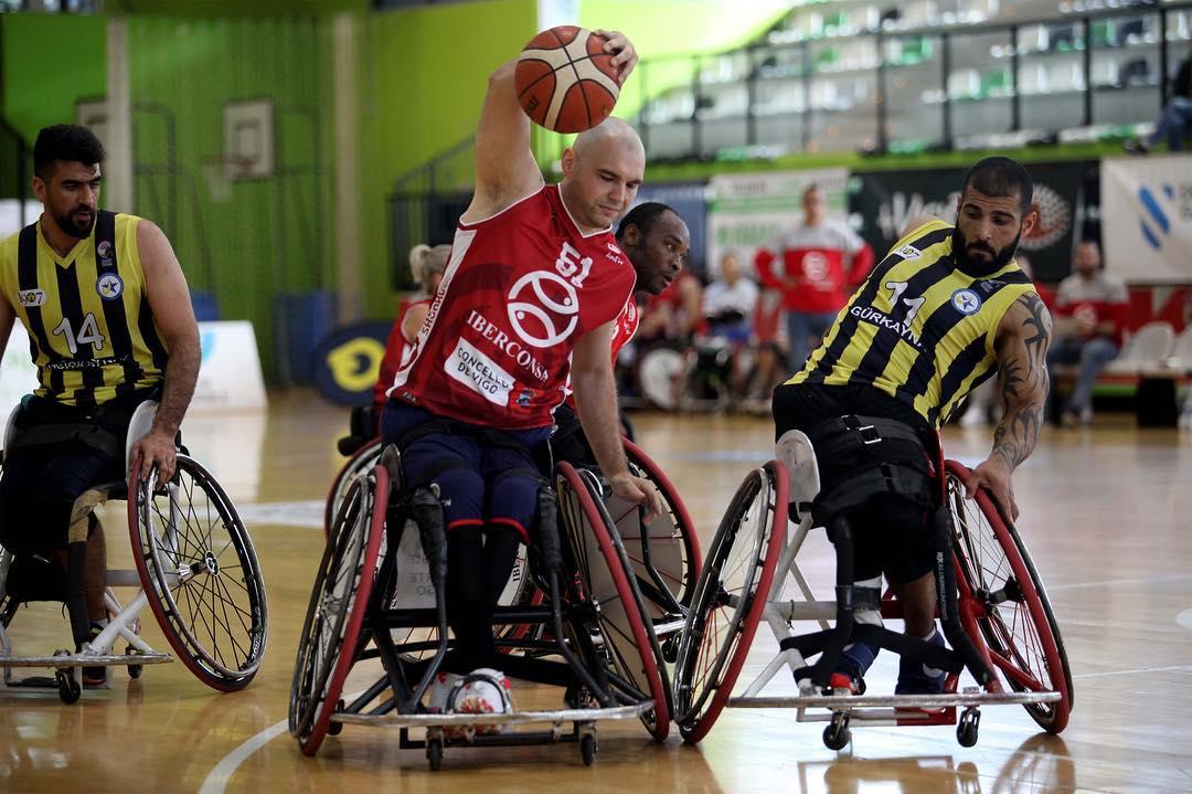 Hosts Iberconsa Amfiv take on Turkey's 1907 Fenerbahçe EYSK at the 2019 EuroLeague 3 Finals