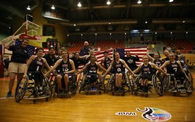 USA crowned 2019 Women's U25 World Champions