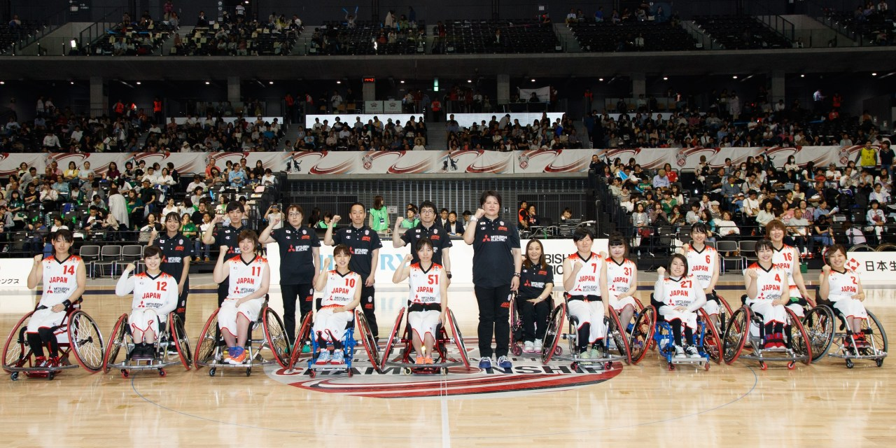 Japanese team for the 2019 Women's U25 World Championship