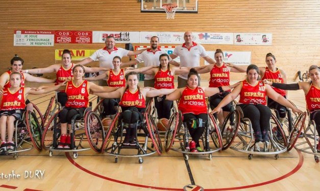 Spain aiming for top four finish at 2019 Women's European Championship