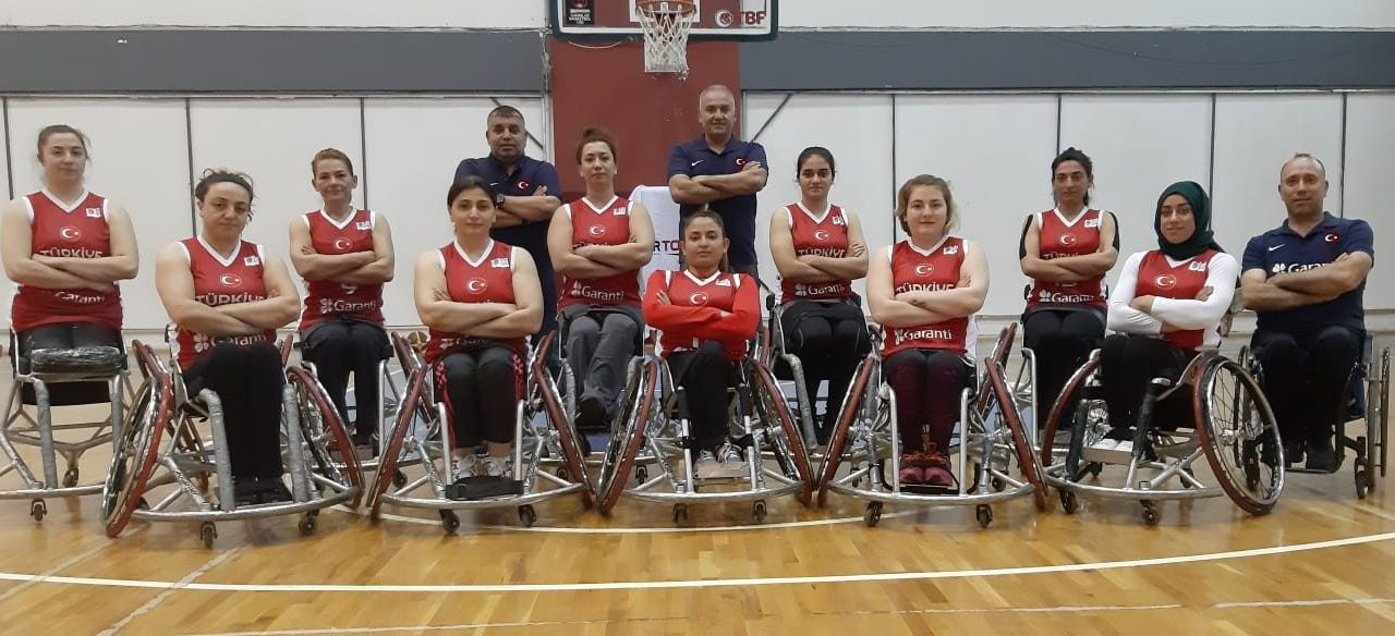 Turkey team named for 2019 Women's European Championship campaign