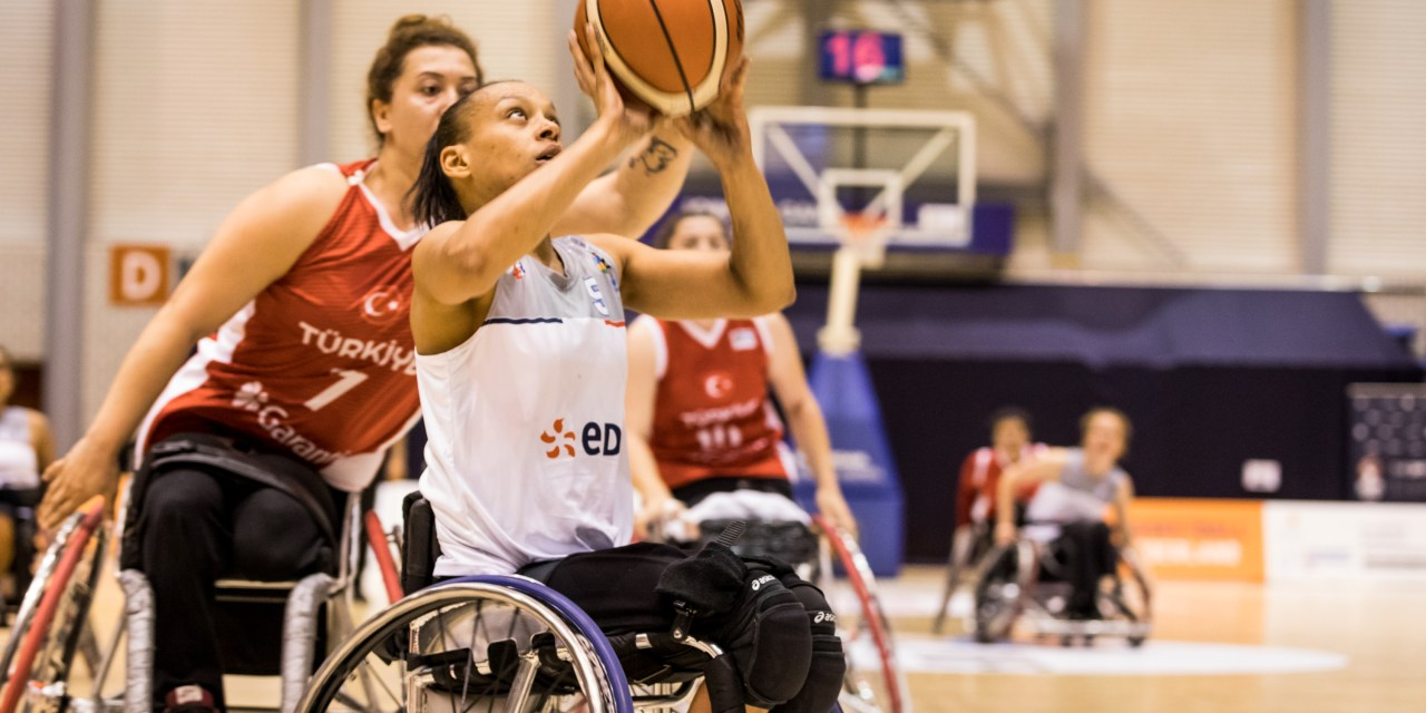 Fifth place for France at 2019 Women's European Championship