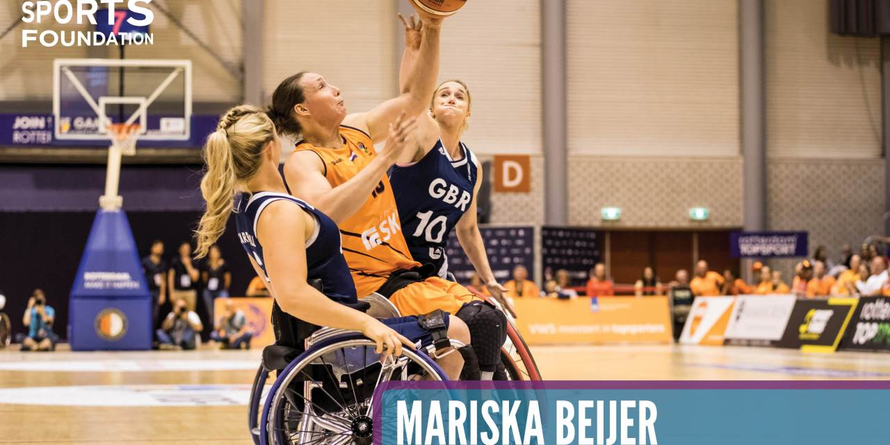 Netherlands Beijer shortlisted for Sportswomen of the Year 2019