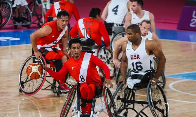 Wheelchair Basketball announced on Santiago 2023 sport programme