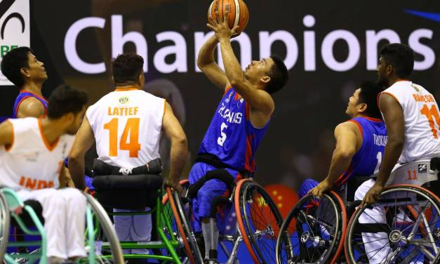 Men's Division 2 Final Four of 2019 Asia Oceania Championships decided