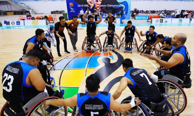 Malaysia crowned champions of Asia Oceania Championships Division 2