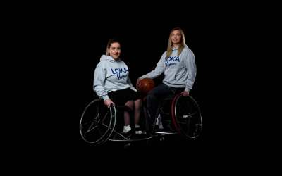Loka Heroes and SBBF invest in Sweden's first wheelchair basketball league for young people