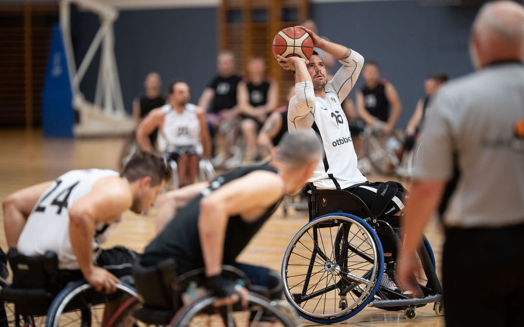 New digital platform for wheelchair basketball in Austria