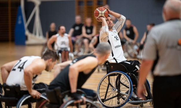 New digital platform for wheelchair basketball in Austria