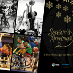 Season's Greetings from all at IWBF
