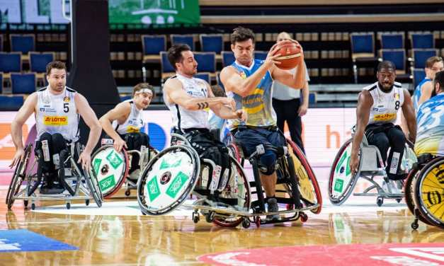 IWBF Europe plans return to international wheelchair basketball in Europe