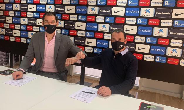 FEDDF sign collaboration agreement with the Spanish Basketball Federation