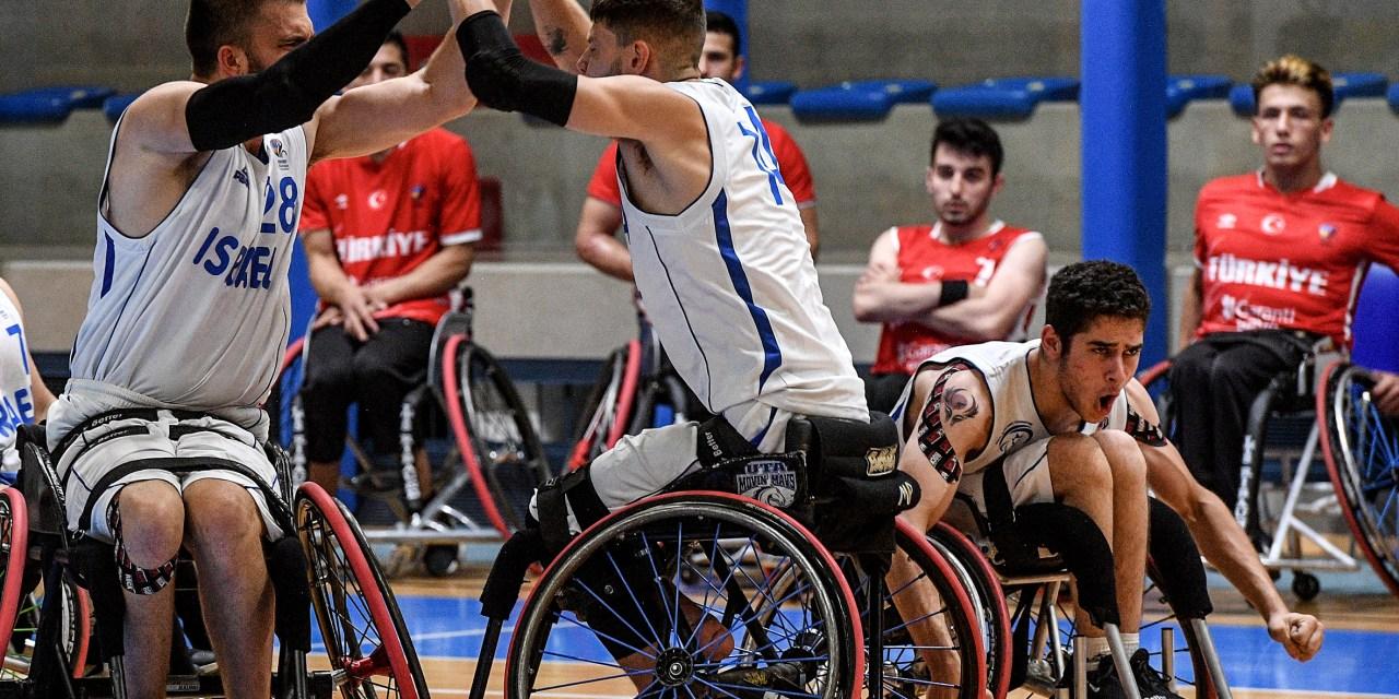 Historic Bronze for Israel at U23 Europeans