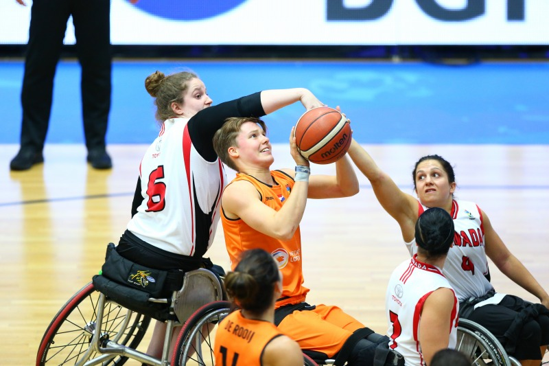 Tokyo 2020 Wheelchair Basketball Competition Schedule Confirmed