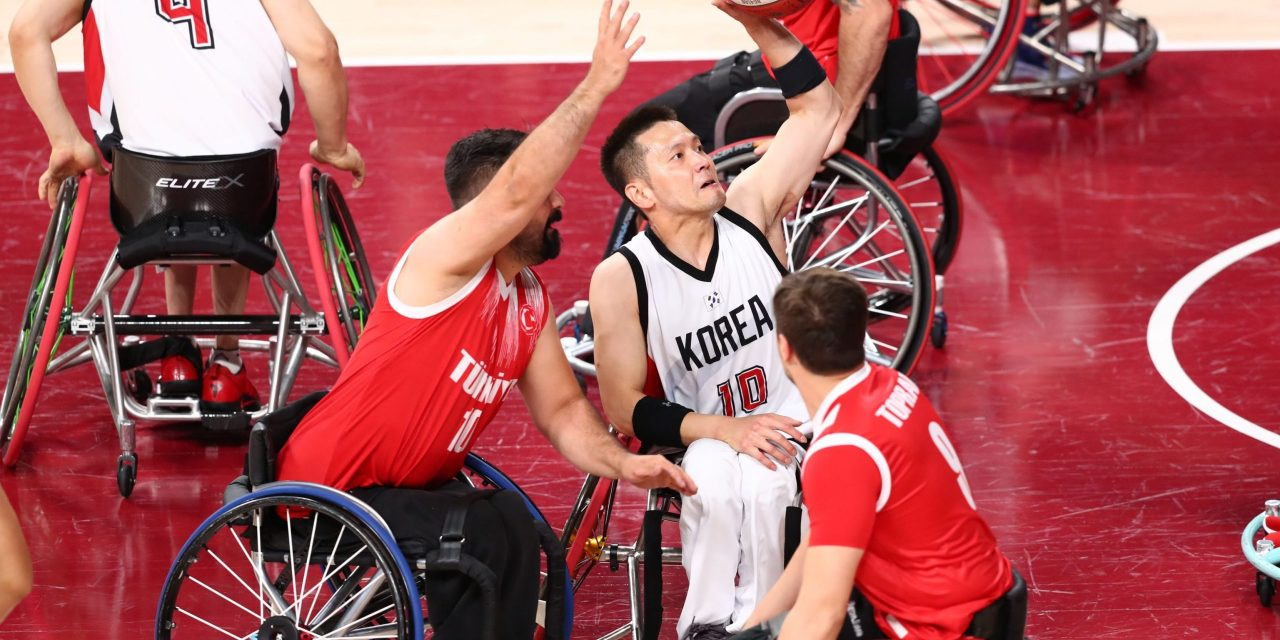 Men's Wheelchair Basketball Competition takes centre stage on Day 2 of Tokyo 2020