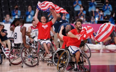 USA are the Golden Boys once more