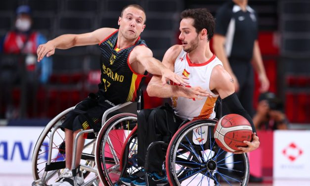 Dramatic scenes see Spain victorious over Germany for a last four place in Tokyo
