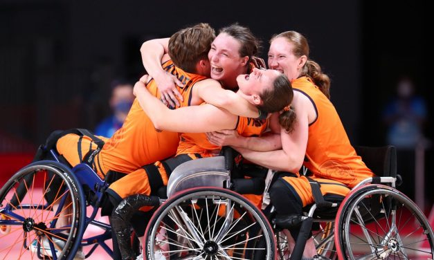 Netherlands breaks semi final curse and advance to first Paralympic final since 1996