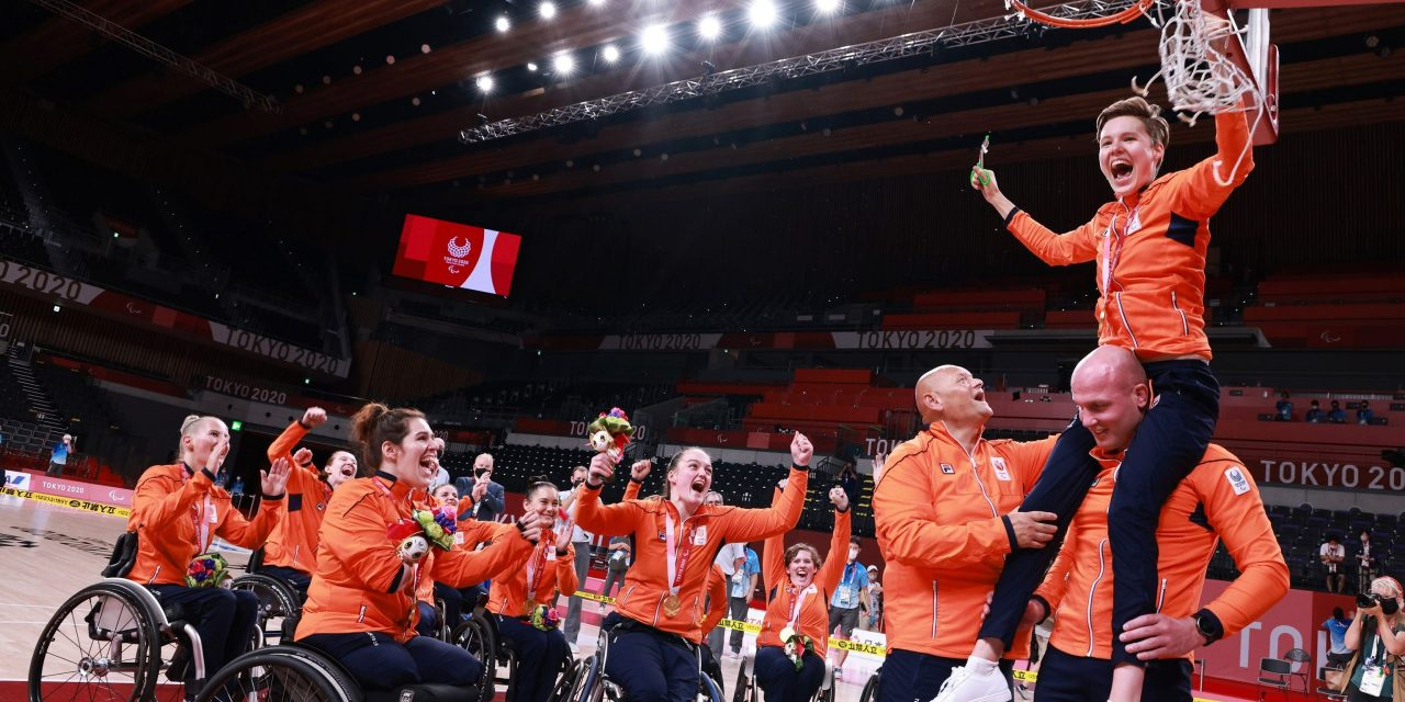 Netherlands crowned Paralympic Champions