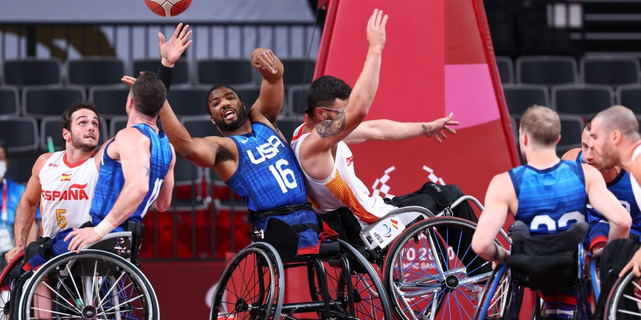 USA aiming for the Gold repeat as they beat Spain in semis