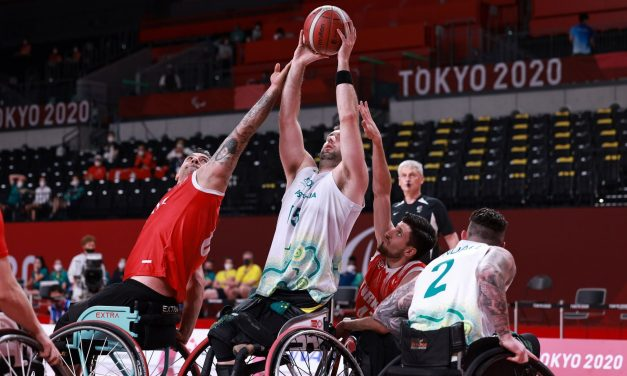 Round-up of Men's Classification Games at Tokyo 2020